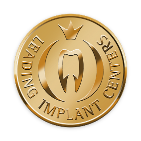 Leading implant centers Logo